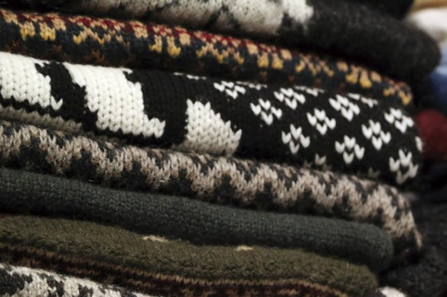 Men's Sweater Guide Part 2: Patterns and Textures