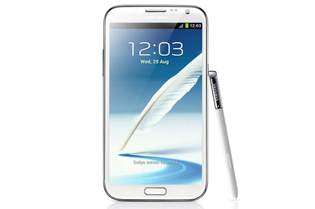 The Samsung Galaxy Note II: Bigger is Sometimes Better