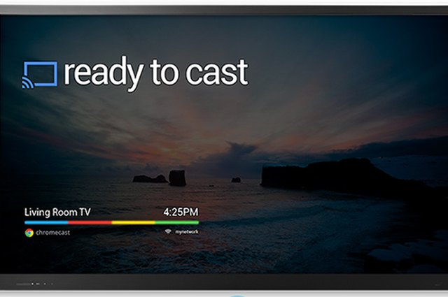 Chromecast: Stream Anything to Your TV for $35