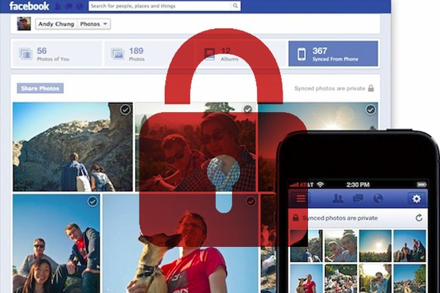 Reclaim Your Facebook Privacy: Keep Your Photos to Yourself