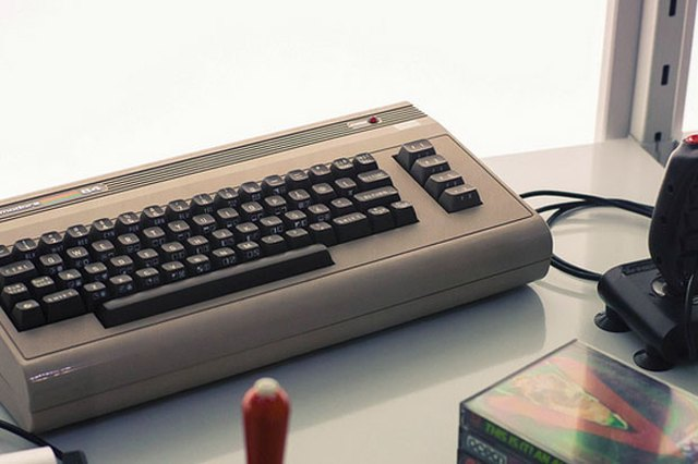 Remembering Everyone's Favorite Childhood Computer: The Commodore 64