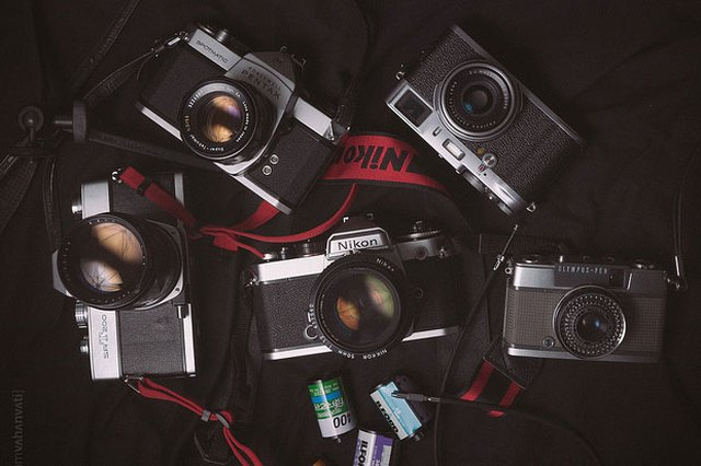 35mm Cameras: Gadgets That Forced Us to Take Better Pictures