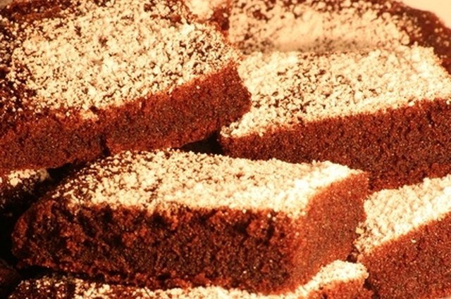 Can you substitute olive oil for butter in brownies