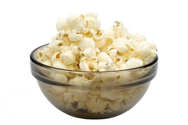 Nostalgia Popcorn Maker Use Instructions   LEAFtv