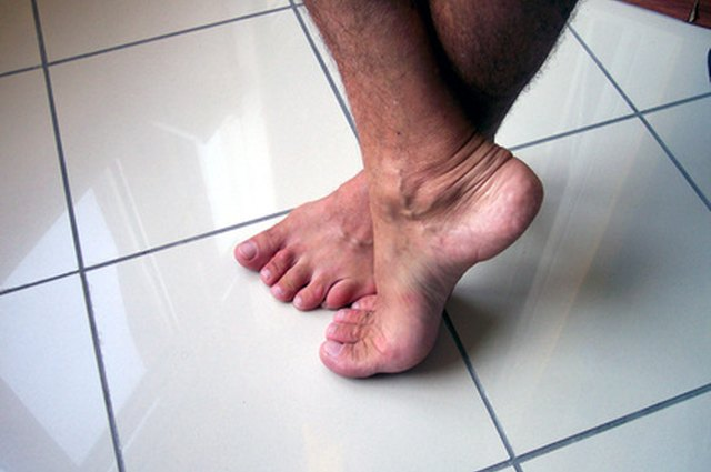 How to Get Rid of Thick Skin Under the Toenails | LEAFtv
