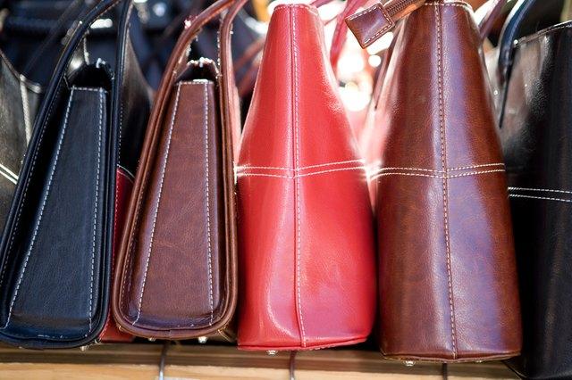 61e12fa8e95 How to Identify an Authentic Jimmy Choo Handbag | LEAFtv