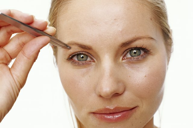 How Can I Lighten My Tattooed Eyebrows?   LEAFtv