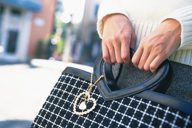 How to Restore the Gold-Tone Hardware on a Purse | LEAFtv