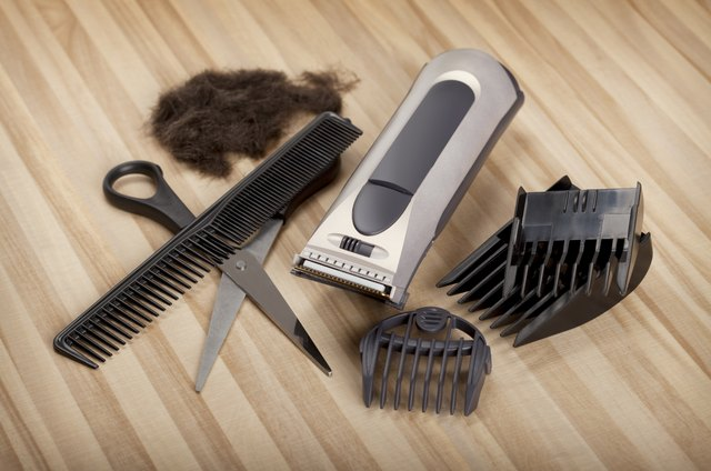 How to Clean and Sterilize Electric Hair Clippers | LEAFtv