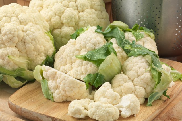 How to Tell if a Head of Cauliflower is Bad?   LEAFtv