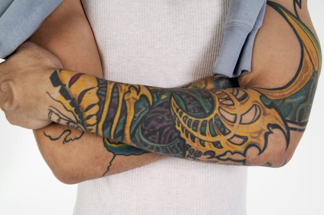 Facts on Tattoo Numbing Cream   LEAFtv