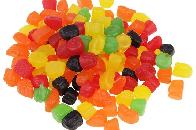 Gummy Candy Ingredients | LEAFtv