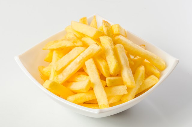 How To Microwave Leftover Fries