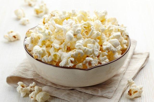 popping temperature of popcorn