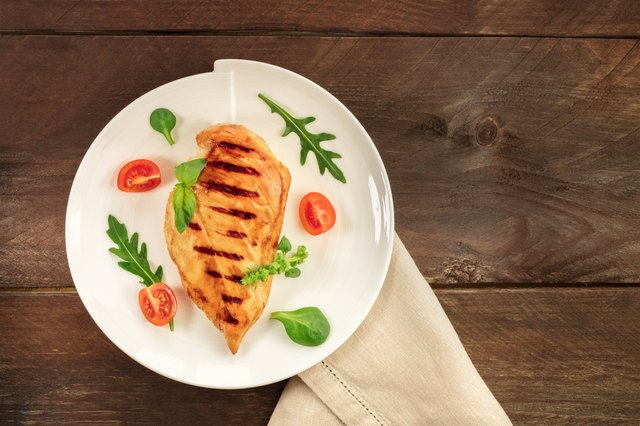 How to cook chicken breast gas grill