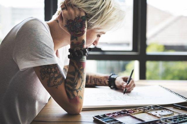 Tattoo Stencil Tips Carbon Wax Paper Leaftv