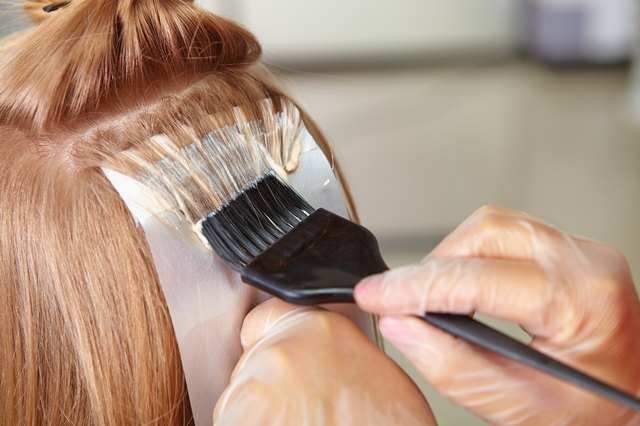 How to Fix Bleached Hair That\'s Turned Gray | LEAFtv