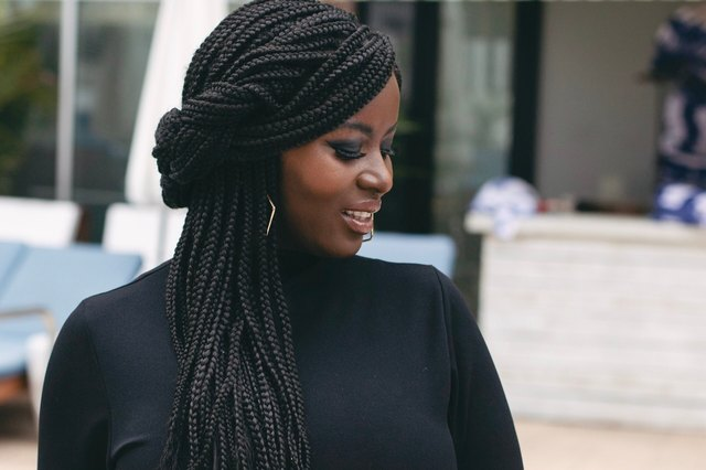 How To Rock Braided Hair Styles Without Damaging Your Edges Leaftv