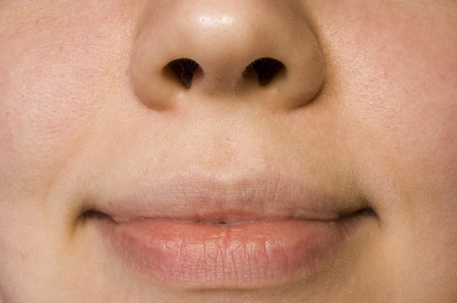 How to Eliminate Wrinkles Above the Top Lip | LEAFtv