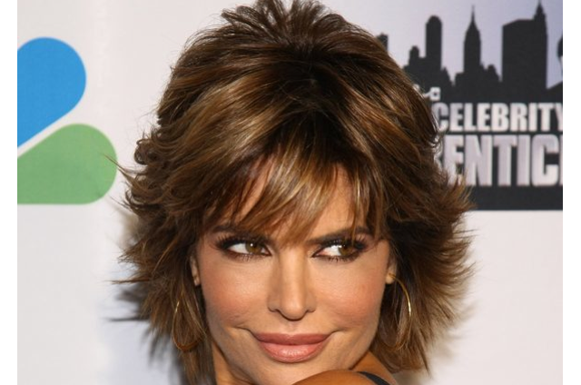 Rinna spoke to eHow about why she got this cut almost two decades ago, why she has kept it and how you can emulate it.