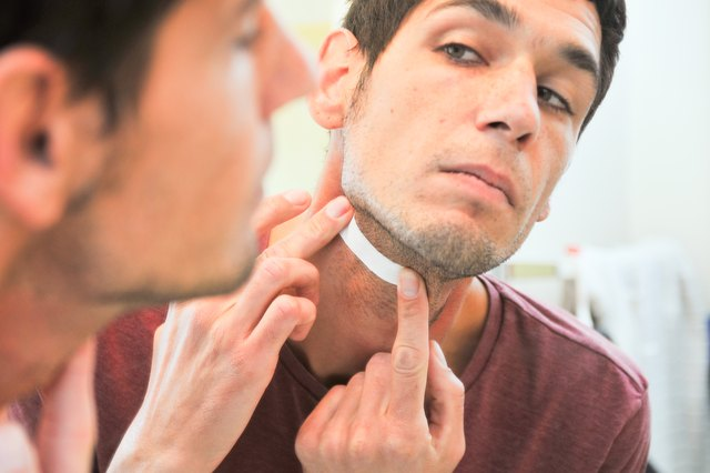 How to Wax Men's Facial Hair | LEAFtv