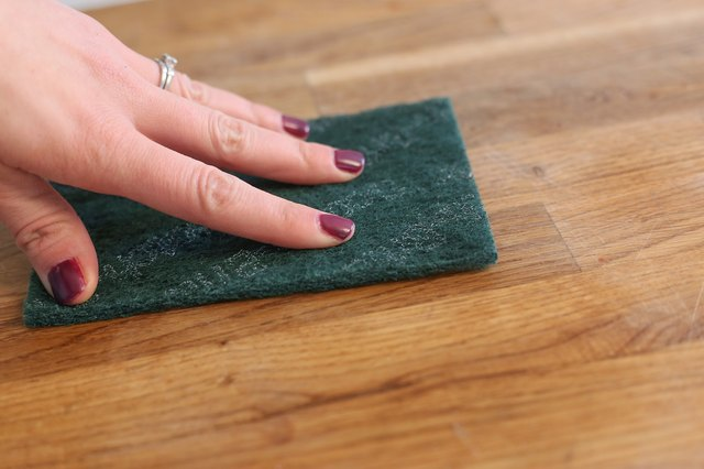 How to Apply Behandla to a Butcher Block | LEAFtv