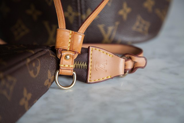 How to Distinguish Real   Fake Louis Vuitton  f1d62af003548