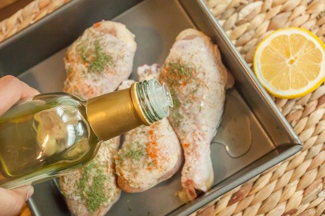 How To Bake Frozen Chicken Legs Leaftv