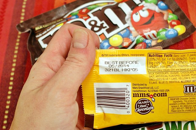 Finding the Expiration Date of a Candy Bar   LEAFtv