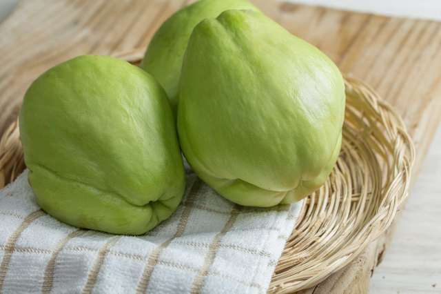 How To Prepare Chayote Leaftv