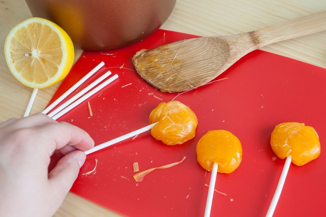 How to Make Hard Candy Without Corn Syrup   LEAFtv