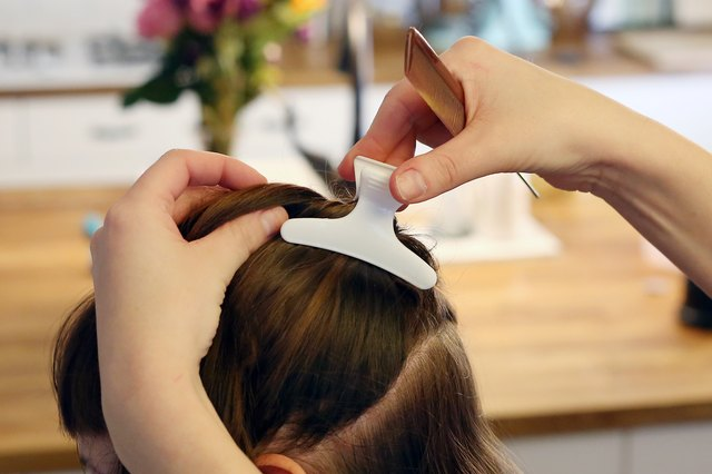 How To Dye Peek A Boo Hair Leaftv