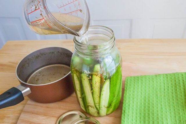 How Long Does It Take for Dill Pickles to Be Ready to Eat
