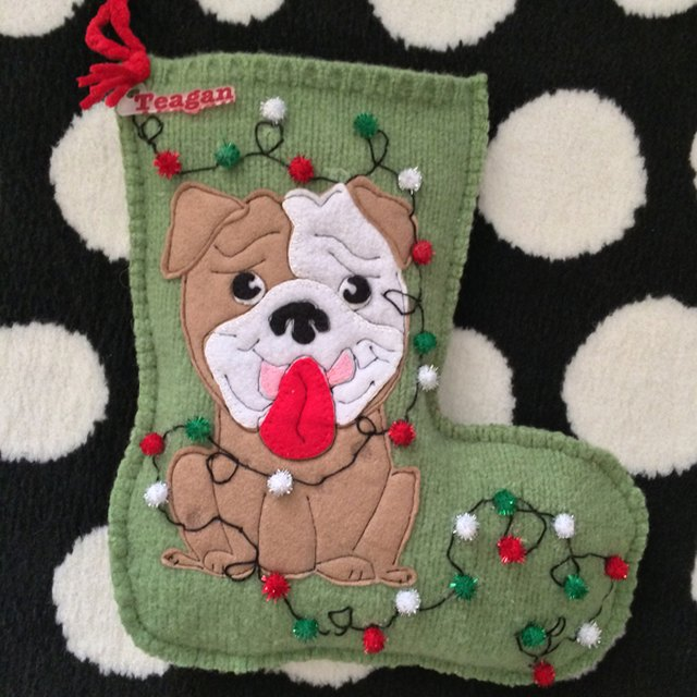 How To Make A Homemade Felt Christmas Stocking Ehow