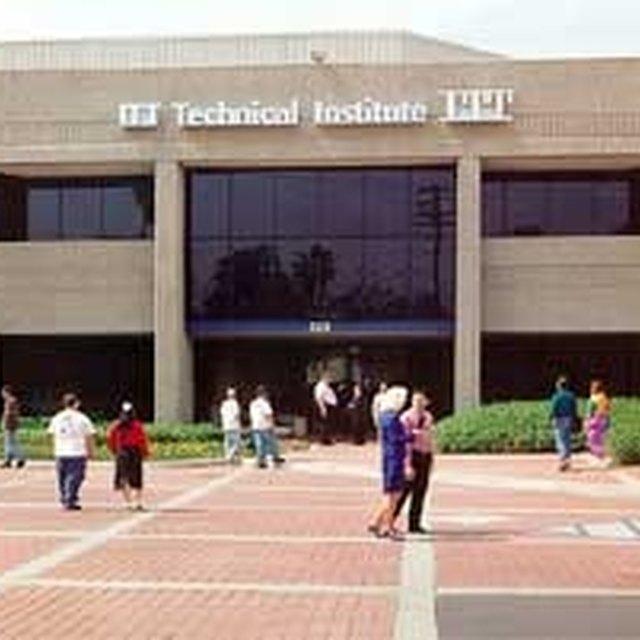 How to Request a Transcript From ITT Tech