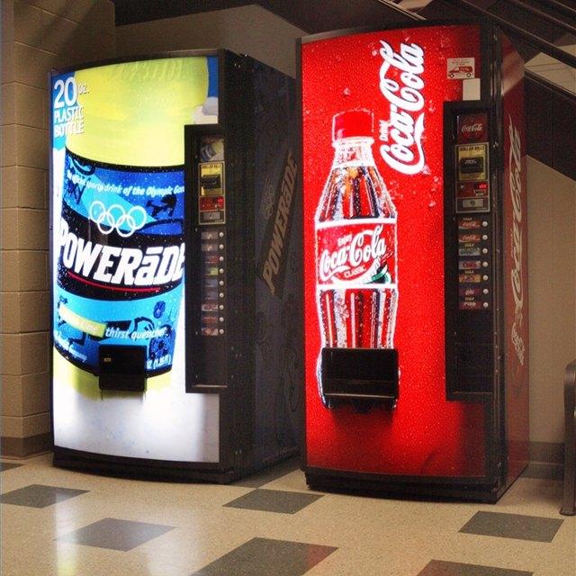 How to Buy Soda Vending Machines