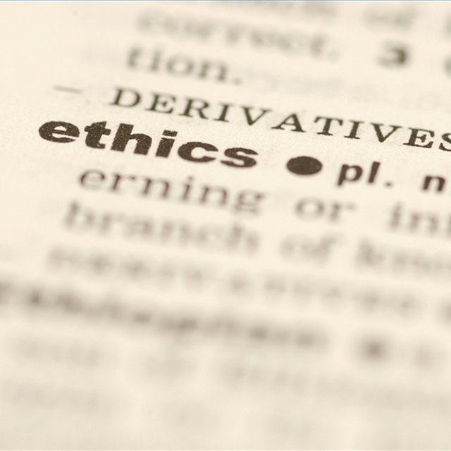 How to Manage Ethics in the Workplace