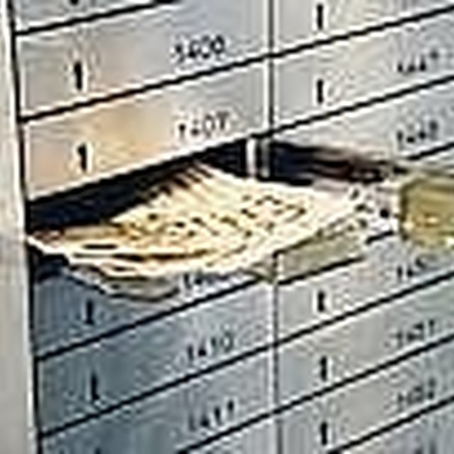 How to Save Valuable in Bank Safe Locker Box