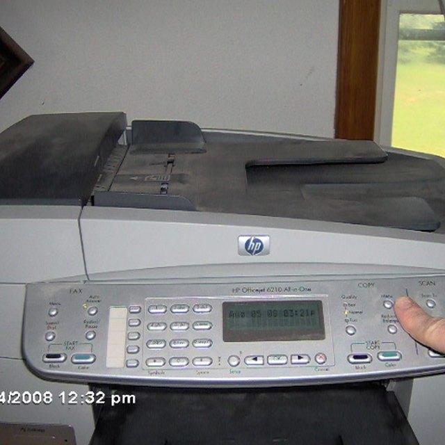 How to Program a Fax Machine