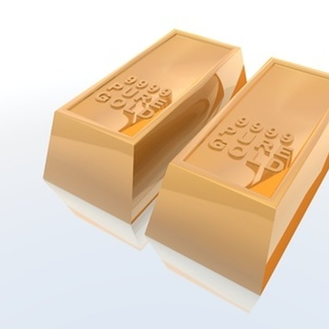 How to Buy and Sell Gold Ingots