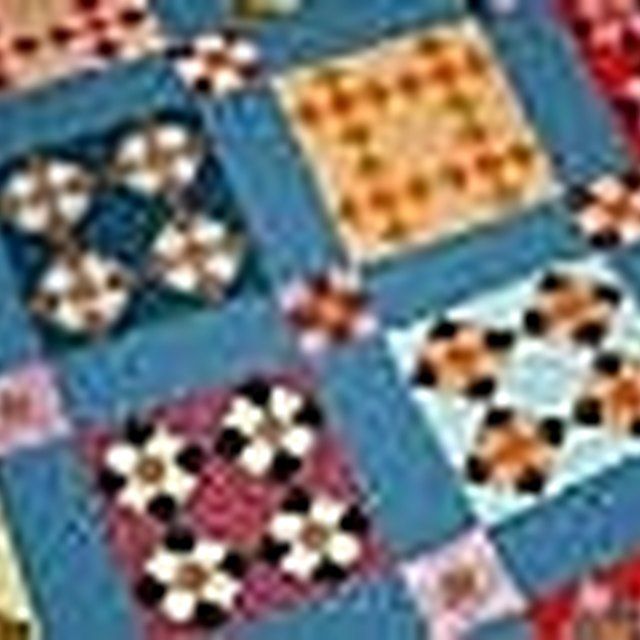 How to identify a handmade  quilt