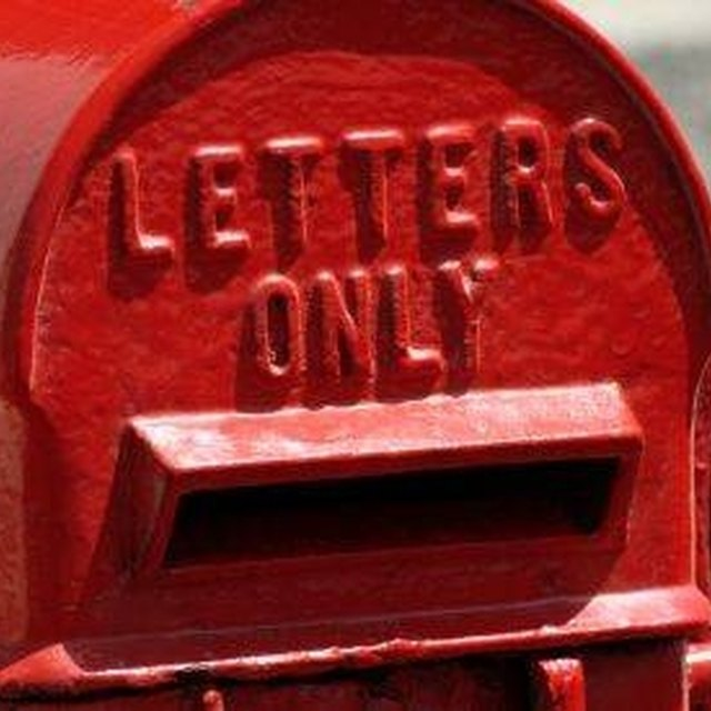 Facts on Business Letters