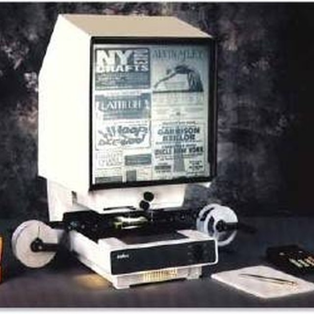 What Is Microfiche?