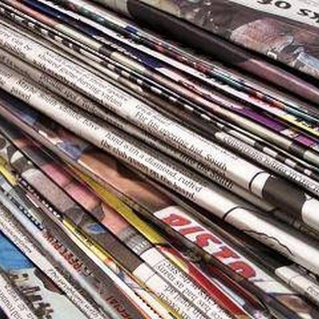 How Does a Newspaper Make Money?