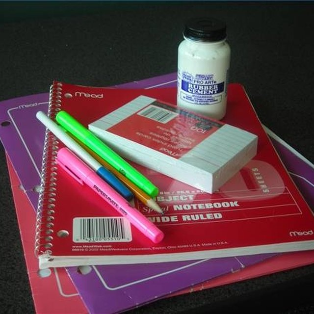 How to Donate School Supplies