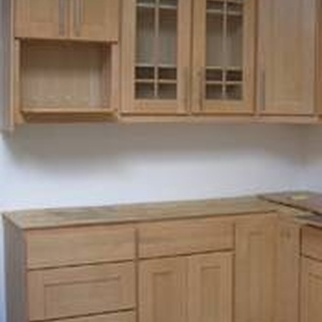 How To Keep Your Kitchen Cabinets Closed
