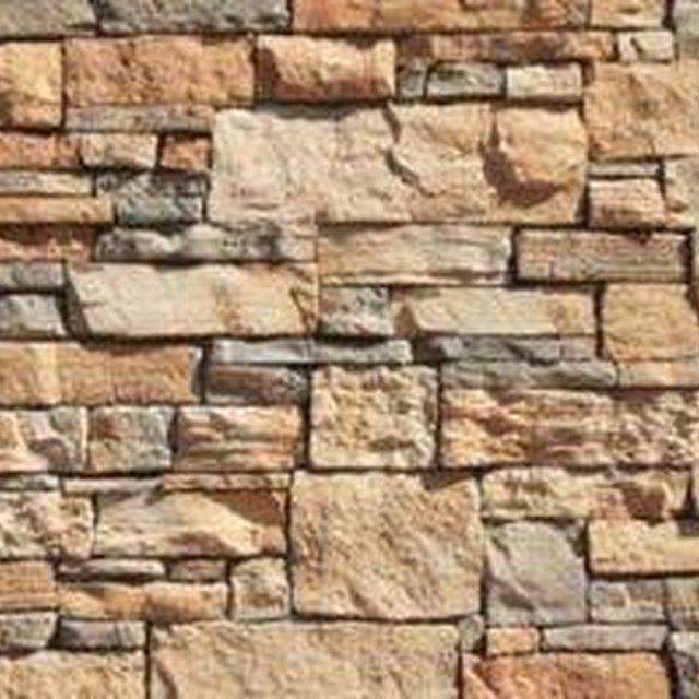 How To Install Rock Siding Homesteady