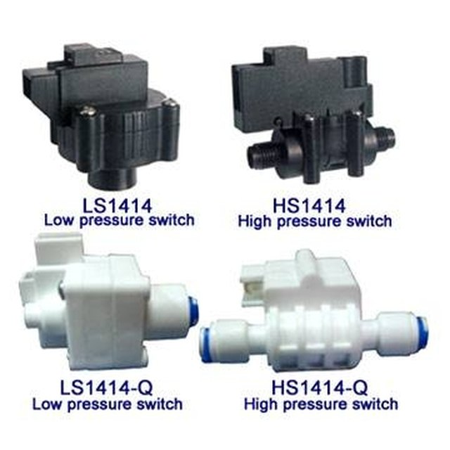 Definition of a Pressure Switch