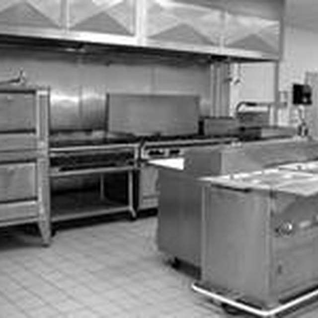 How to Design Commercial Kitchens