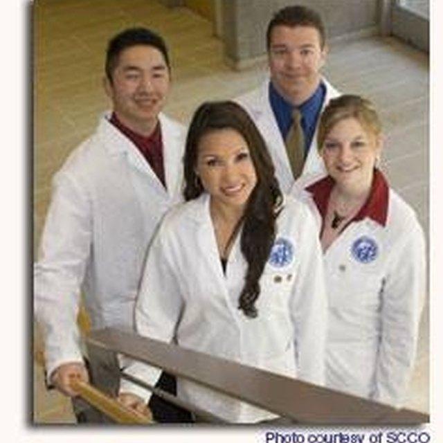 Optometry School Requirements